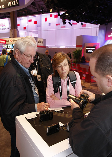 2009 CES Show Floor Exhibits | by International CES