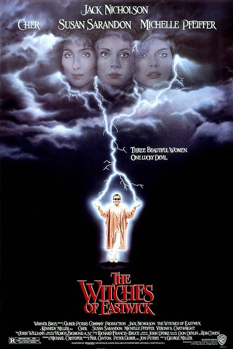 The Witches of Eastwick movie poster | by VisualStation