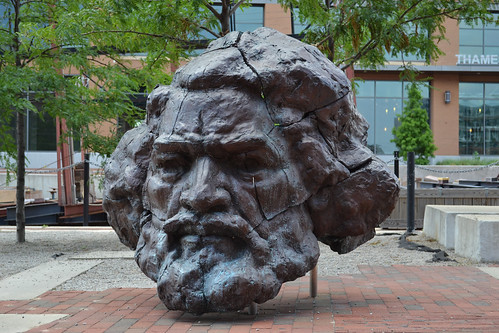 Frederick Douglass Memorial Bust | by Monument City