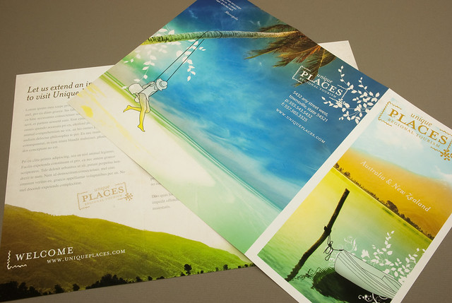 Tourism brochure tourism brochure design template by for Travel brochure design templates
