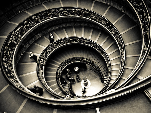 Spiral Staircase | by adebⓞnd