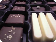 Hotel Chocolat Tasting Club box four of six