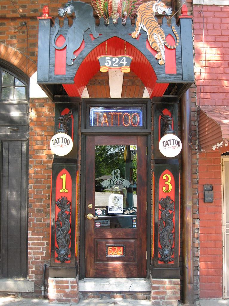 Tattoo parlor east atlanta village atlanta georgia sto for Tattoo clothing shop