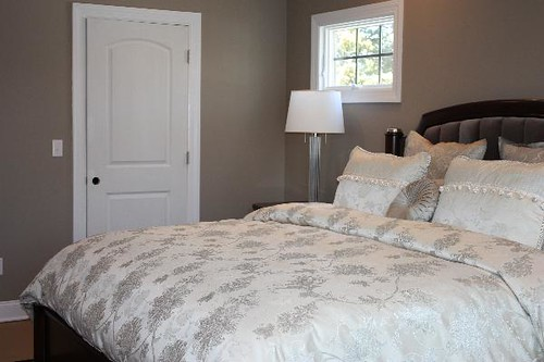 Real Homes Taupe Bedroom Benjamin Moore Indian River Flickr