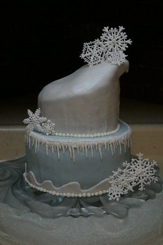 Snowflake Cake Flickr Photo Sharing