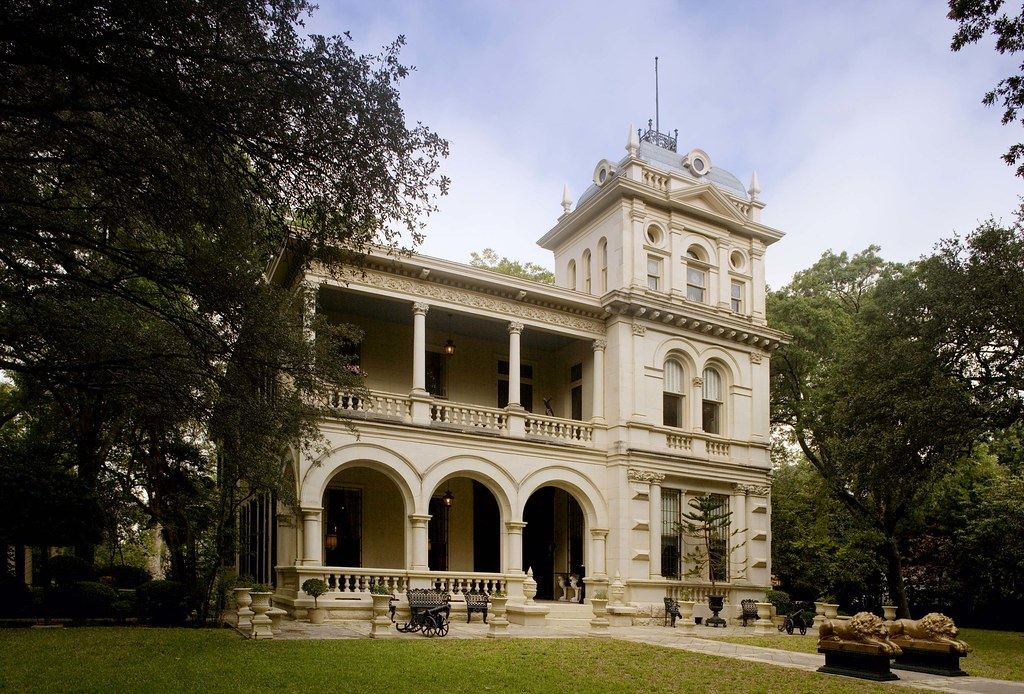 San Antonio, King William National Historic District Tour ...