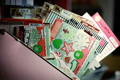 scrapbooking supplies | by shimelle