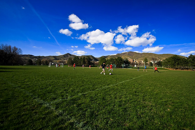 Fine weather, clean game | Utah, Salt Lake City | Flickr