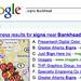 Google Maps Bug