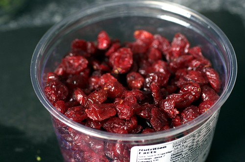 dried cranberries | by smitten kitchen