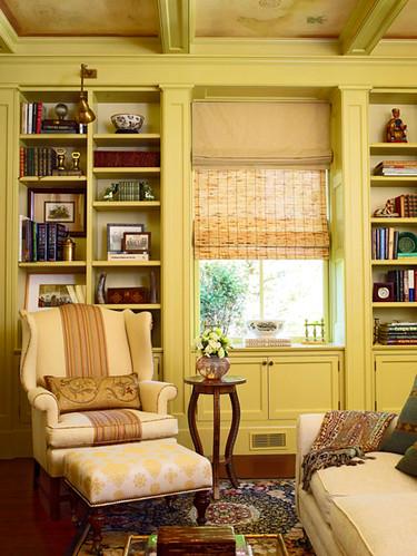 Yellow Living Room Benjamin Moore 39 Henderson Buff 39 Flickr
