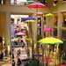 umbrellas at the palazzo