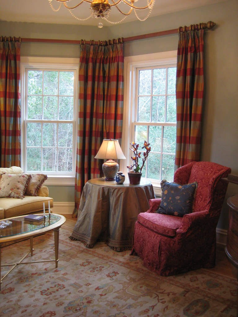 Ideas for Bay Window Treatments - mashoid.co
