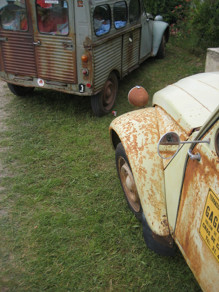 Rencontre nationale des 2cv clubs de france 2018