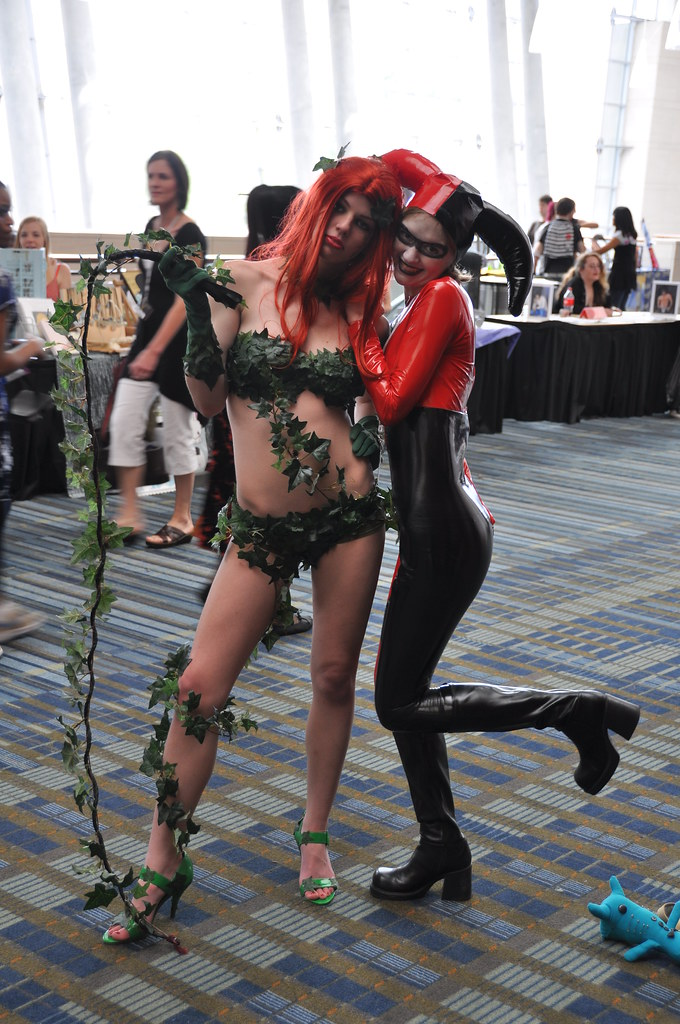 poison ivy batman