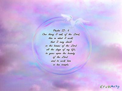 psalm 27 4 wallpaper - photo #7