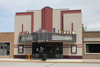 Rialto Theater - Pocahontas, IA | by The Bouncing Czech