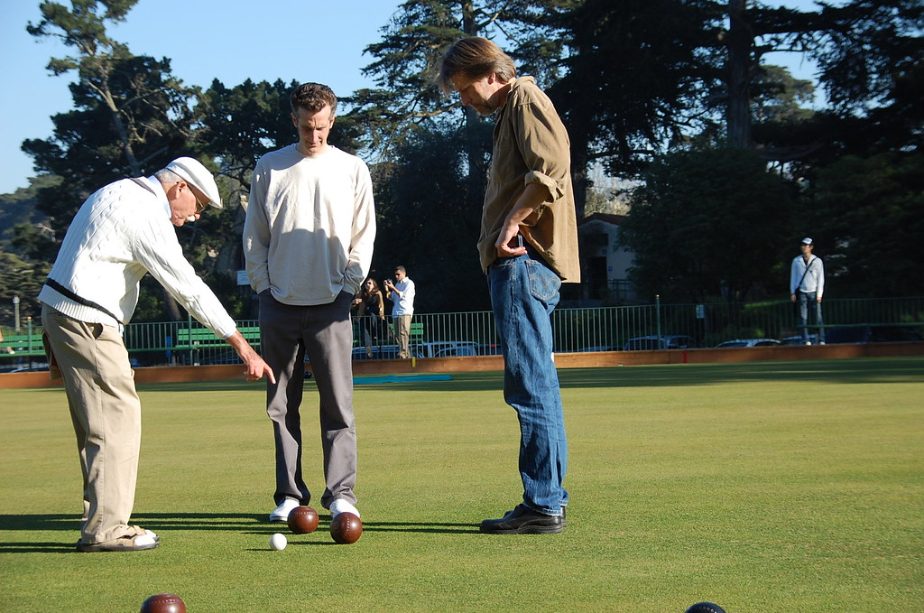 San Francisco Lawn Bowling Club - YouTube