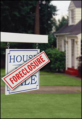 foreclosure sign | by cheesecurls