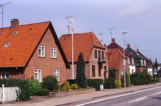 Hillerød - Danish Homes   Some homes in Hillerød, Denmark
