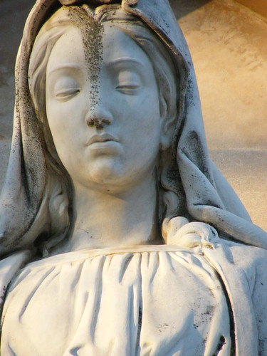 Statue of Mary - Raleigh, NC | by ACG Photography