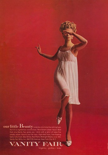 Our Little Beauty by Vanity Fair | by The Cardboard America Archives
