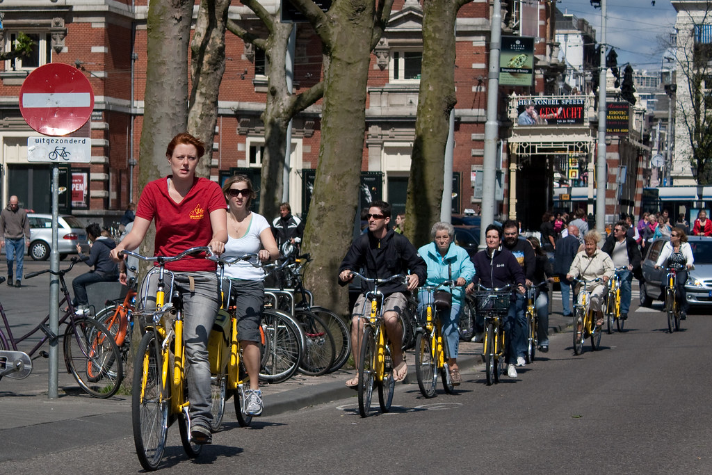 Cycling Tour Guide Jobs