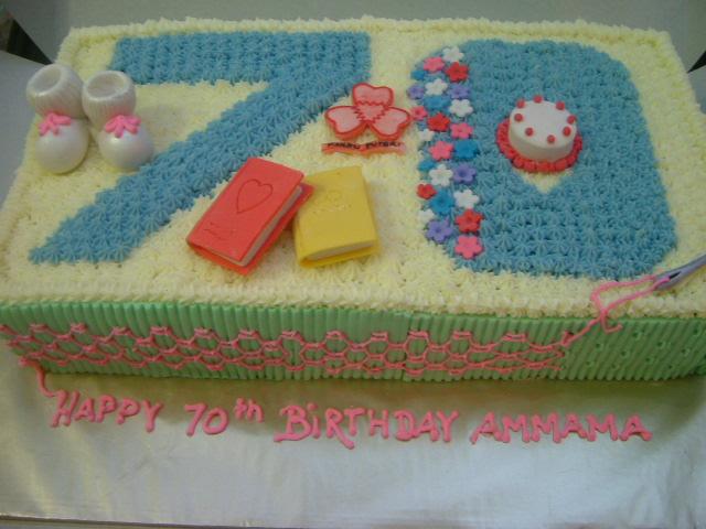 Gir Baking A Cake