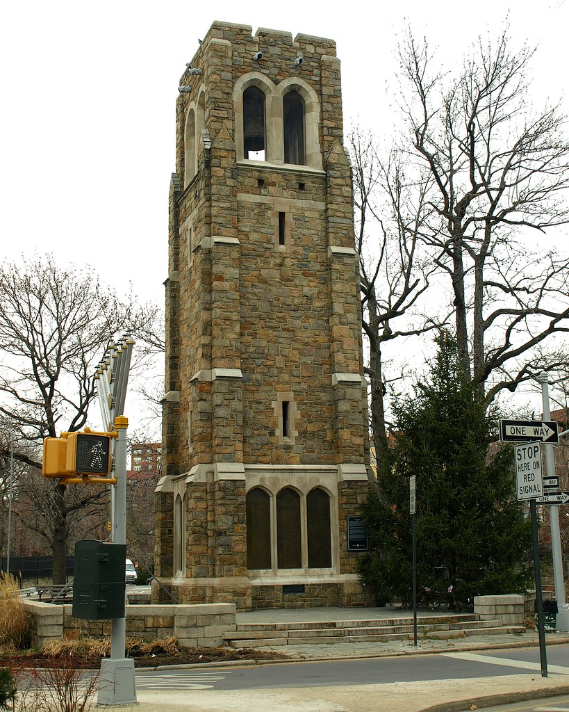 Bell Tower Park, Riverdale, Bronx, New York City