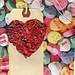 Foil Heart Tag