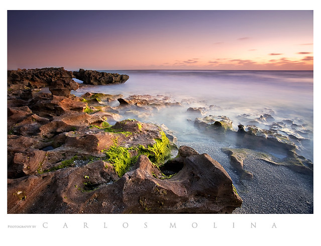 Blowing Rocks Preserve Florida Another Pic From Sunrise