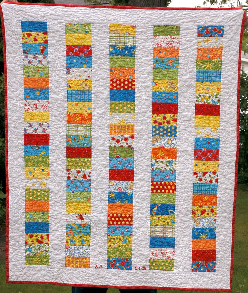 Stacked Coins Quilt Pattern On Moda Bake Shop