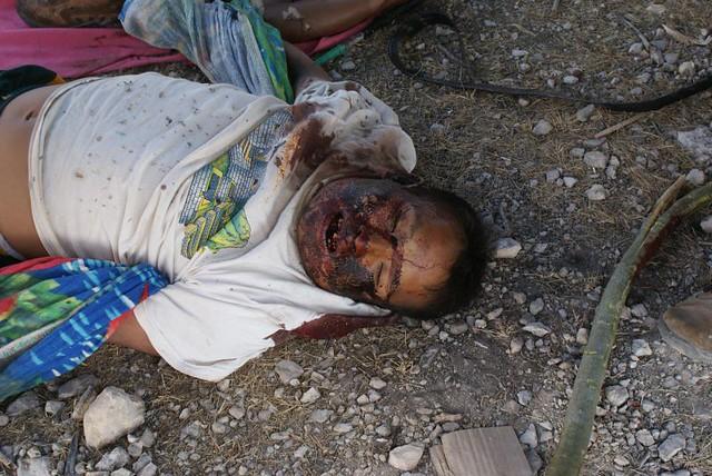 Nativos Muertos Durente Desalojo En Carretera A Bagua