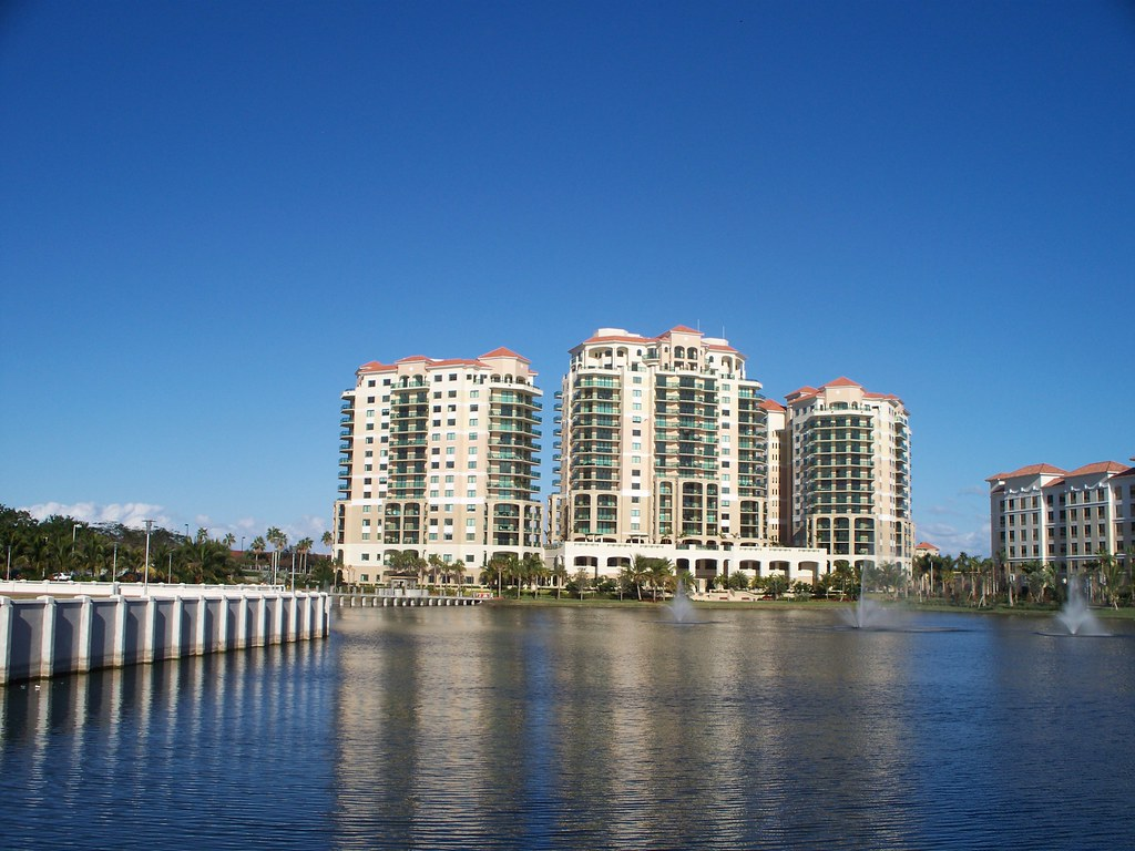 View From Downtown In Palm Beach Gardens Florida Flickr