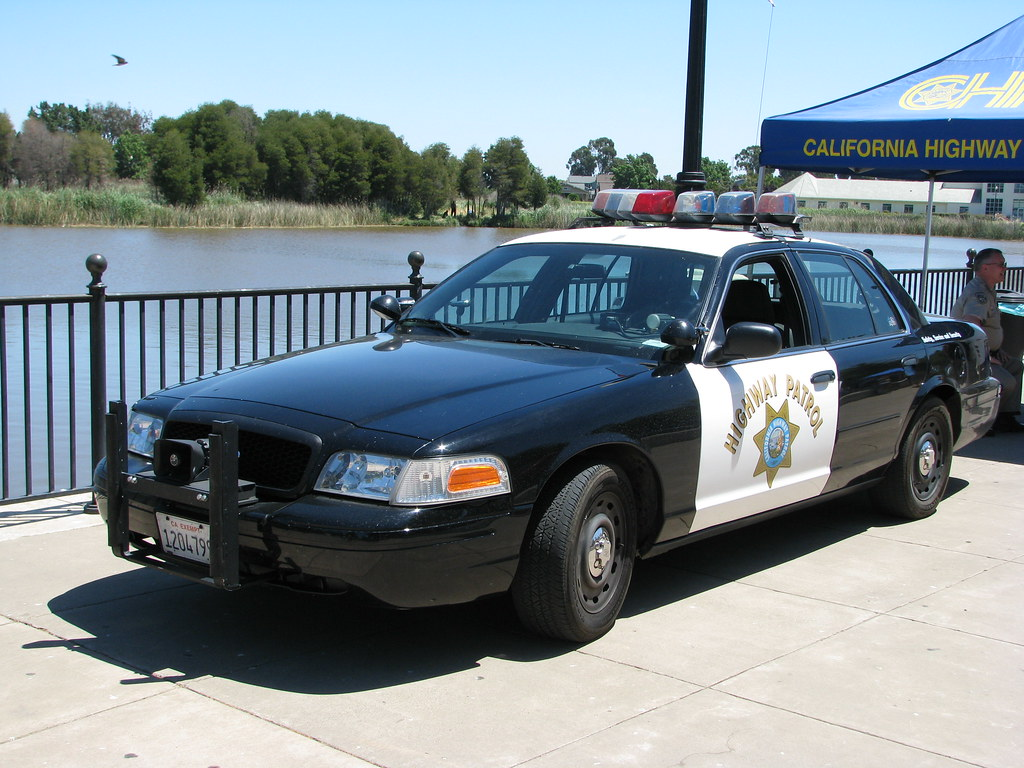 Ford Crown Victoria California Highway Patrol Car 1204799
