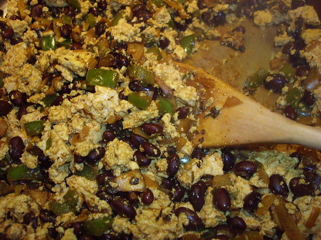 Mexican Tofu Scramble | Flickr - Photo Sharing!