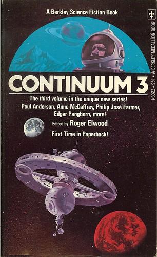 Continuum3 - Roger Elwood, editor