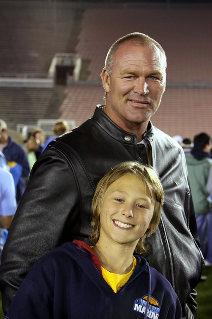 brian bosworth wife and family