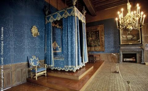 Ch teau de sully sur loire chambre royale galeries - Chambre des notaires loire ...