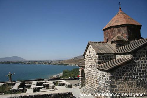 Mosteiro Sevan, Armenia