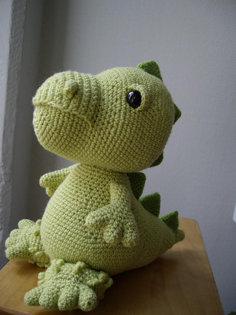 Chinese Dragon Amigurumi Pattern : Dragon a crocheted amigurumi the pattern is