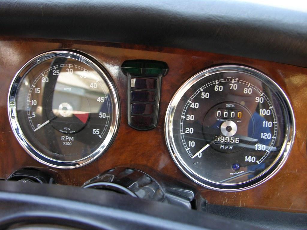 1970 Jaguar Xj6 4 2 Series 1 The Car Spy Flickr