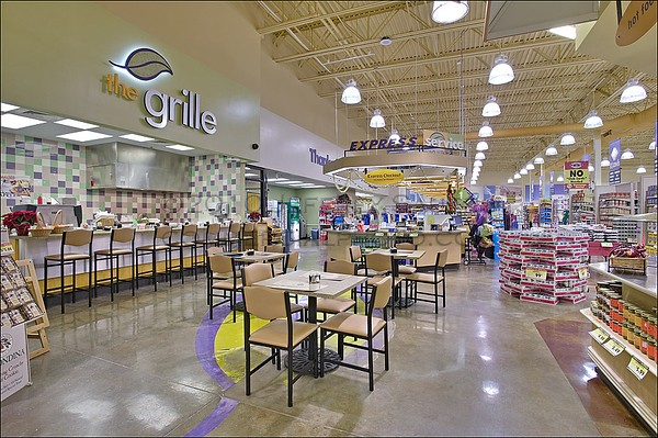 Baltimore Interior Design Image Of Grocery Store Architect Flickr