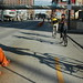 Separated cycle track, Baltimore