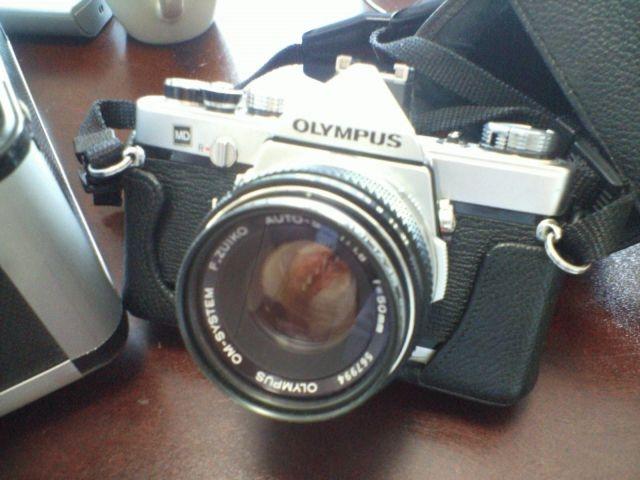 My camera.
