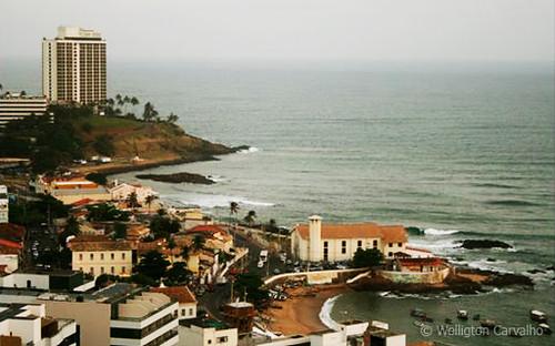 Rio Vermelho Salvador Bahia Brasil Letocarvalho