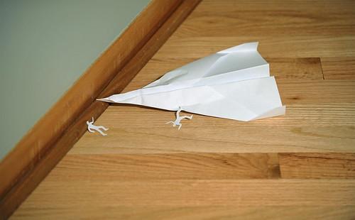 plane crash essay