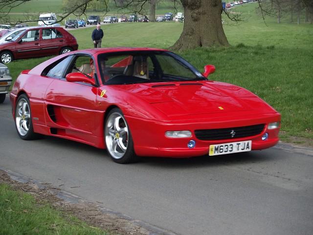 Ferrari 355 Replica Toyota Mr2 1994 Ferrari 355