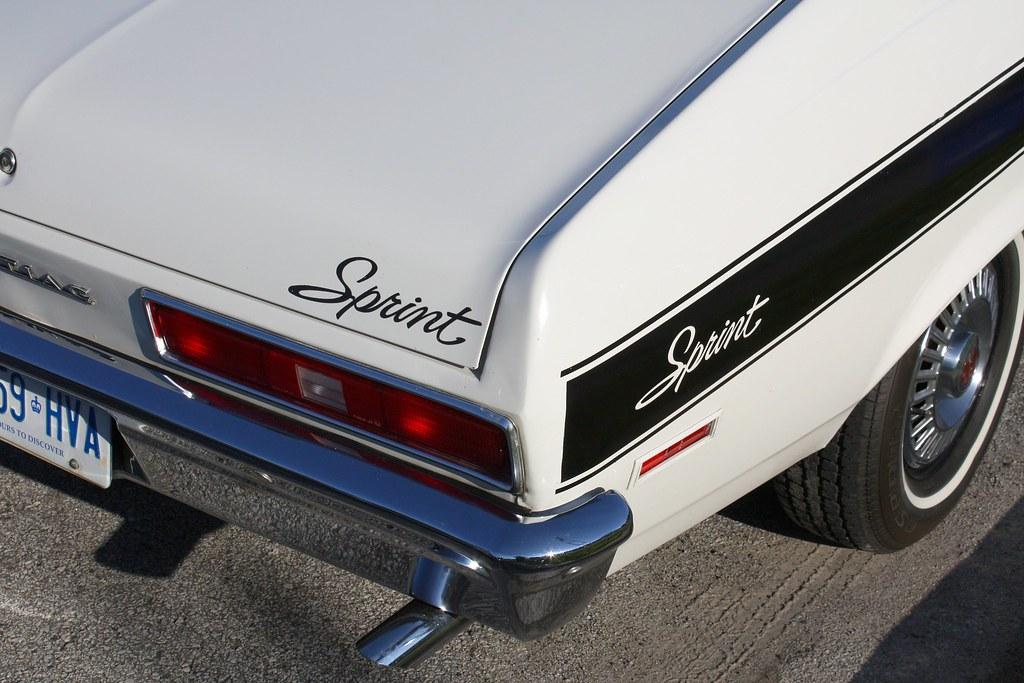 4 Door Car >> 1971 Pontiac Ventura Sprint 2 door | Richard Spiegelman ...