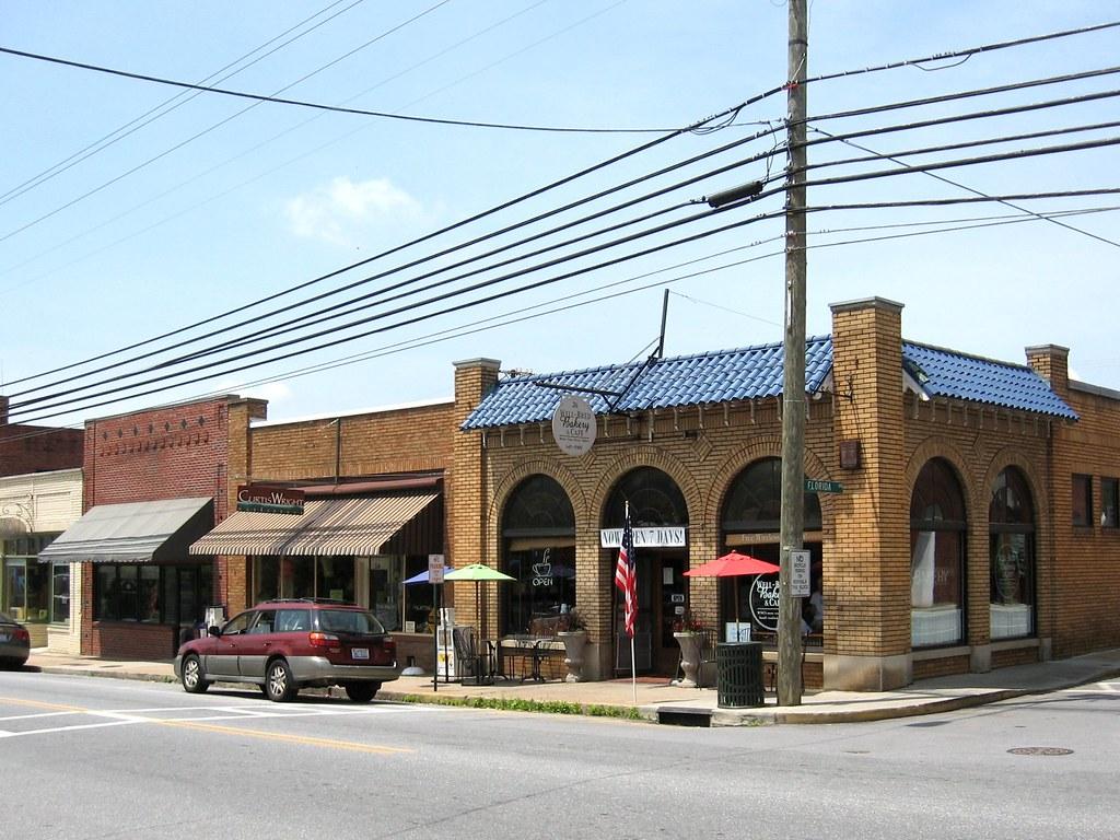 Main Street Bakery And Cafe Idabel Ok